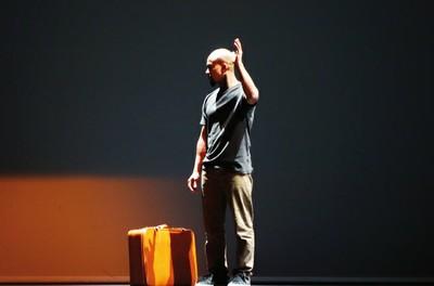 """""""Va, vis et deviens"""" - """"Hachia"""". Chorégraphie de Hamid El Kabouss - Compagnie MIMH"""