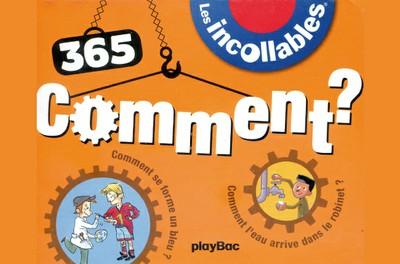 """Jeune public """"365 COMMENT ?"""""""