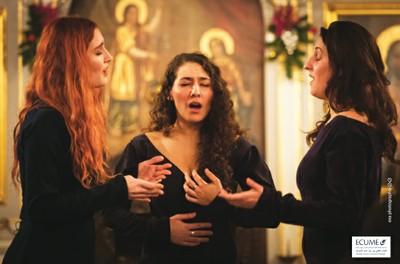 Chant lyrique avec l'ensemble IRINI - Chants de culte marial
