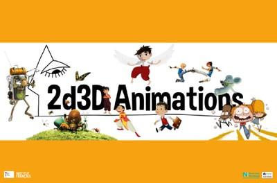 Conférence - Cinéma d'animation : de l'innovation à la révolution technologique - CHANGEMENT: bientôt en ligne !