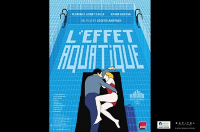 """cinéma """"L'EFFET AQUATIQUE"""" - Entrée libre"""