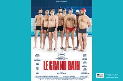 """cinéma """" LE GRAND BAIN """" - Entrée libre"""