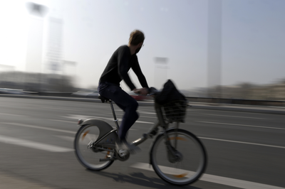 Cinq raisons de se mettre au vélo en ville