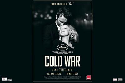 Cold War - Dans le cadre des journées du film européen organisées par la D.U.E. en Algérie
