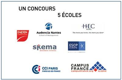 CONCOURS SAI GRANDES ÉCOLES