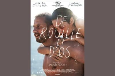 """""""De rouille et d'os"""". En présence exceptionnelle du réalisateur Jacques Audiard."""