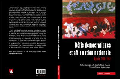 DÉFIS DÉMOCRATIQUES ET AFFIRMATIONS NATIONALES (1900-1962)