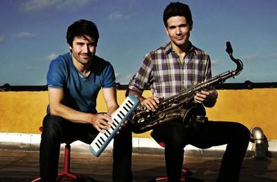 Jazz avec le Duo Ben Wendel & Dan Tepfer