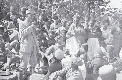 L'Algérie et la Grande Guerre – éclats de vie. Grands Rendez-vous Centenaire de la Guerre 14/18