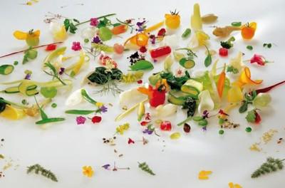 """""""L'invention de la cuisine"""" de Paul Lacoste"""