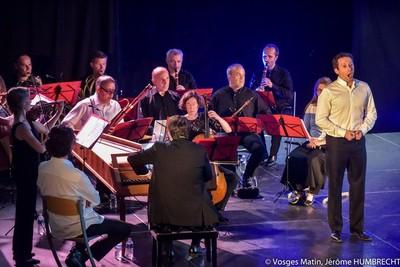 LA FLÛTE ENCHANTÉE  de Mozart - Sous la direction de Daniel Isoir, Direction - pianoforte et de la mise en espace d' Arnaud Marzorati