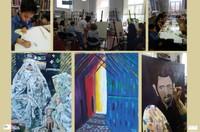 """""""LE MOIS DE L'ARTISTE"""" à la médiathèque"""