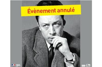 Balade littéraire sur les traces de Camus - Evènement annulé