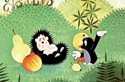 Les aventures de Mole (Sue Towsend). Cycle cinéma tchèque