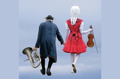 LES ROIS VAGABONDS. Concerto pour deux clowns