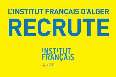 L'institut français d'Alger recrute un (e) Conseiller(e) d'entretien Campus France Alger