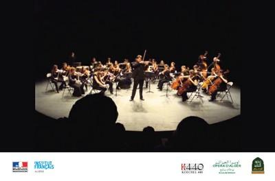 Musique classique avec l'ensemble Koechel 440 sous la direction du Maestro François MAUGRENIER