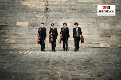 """Musique classique """"Quatuor éclisses"""""""