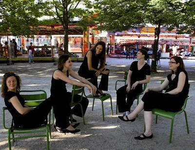 Musique classique: Quintette Aquilon