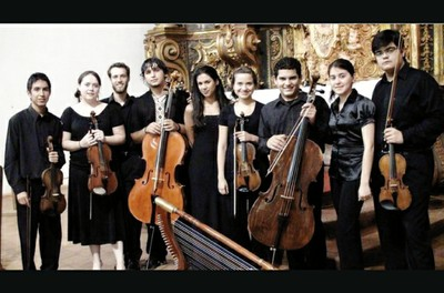 Musique latino-américaine avec Paraguay Barroco lundi 13 mai à 19h30 à la salle Sierra Maestra