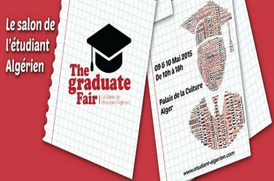 """Participation au salon de l'étudiant """"Fair Graduate"""""""