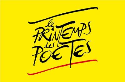 Printemps des poètes 2017