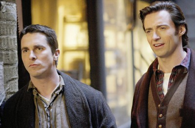 THE PRESTIGE. Temps fort science