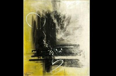 """Vernissage exposition: Souhila BELBAHAR """"instant présent"""" en présence de l'artiste"""