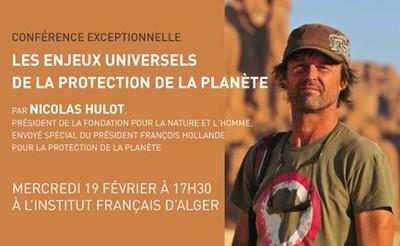 Les enjeux universels de la protection de la planète