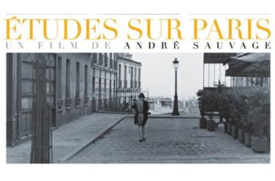 Etudes sur paris (1928-52mn)