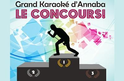 Grand Karaoké d'Annaba : Le concours