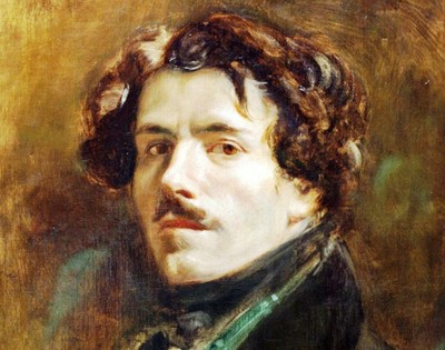Performance autour de Delacroix