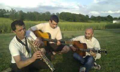Quartet jazz swing