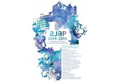 AJAP 09-10 Les albums des jeunes architectes  & des paysagistes