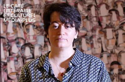 Café littéraire et culturel Média-Plus avec Samira Negrouche