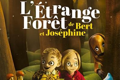 Ciné-Famille : L'étrange forêt de Bert et Joséphine