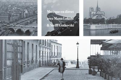 Ciné-concert : Etudes sur Paris