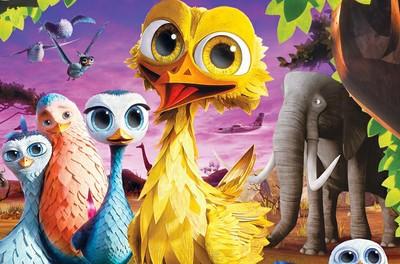 Ciné-famille : Gus petit oiseau, grand voyage
