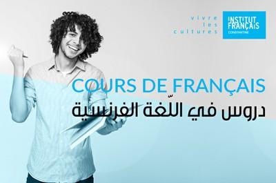 Cours de français - Session d'octobre
