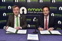 Amana Assurance devient grand mécène de l'Institut Français d'Algerie