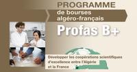 Appel à candidatures - Programme de bourses doctorales PROFAS B+ 2018
