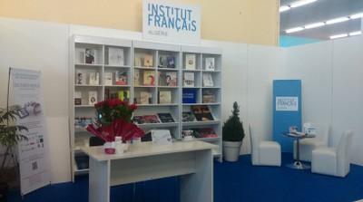 L'Institut français d'Algérie au SILA