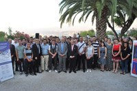 Réception en l'honneur des meilleurs  étudiants de Campus France Algérie à la résidence de France !