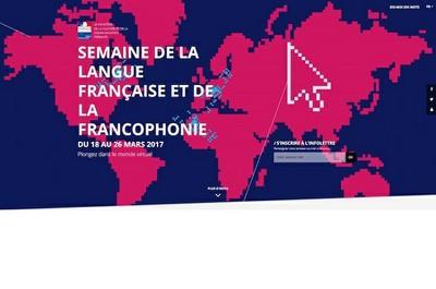 La grande dictée le 23 mars 2017 - Semaine de la langue française