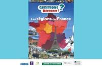 """ANIMATION JEUNE PUBLIC """"LES RÉGIONS DE FRANCE"""" - Sur réservation"""