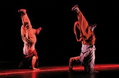 Atelier de danse hip-hop du 15 au 19 septembre 2013