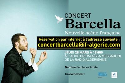 Barcella. En partenariat avec la Radio Algérienne