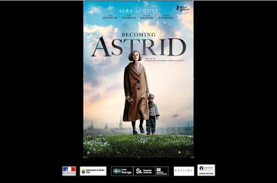 Becoming Astrid - entrée libre