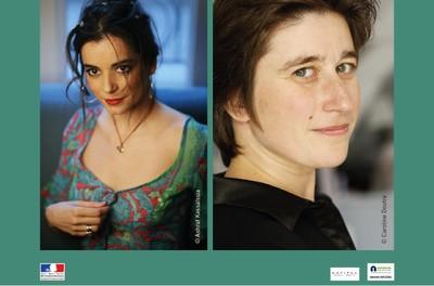 """CHANT LYRIQUE """"AMEL BRAHIM DJELLOUL Accompagnée au piano par Anne Le Bozec"""" - Sur réservation"""
