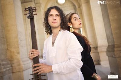 """Chant lyrique """"AMOR IL COR MI MORSE DUO - CANTATES ITALIENNES DE LA CONTRE-RÉFORME - COMPLET"""